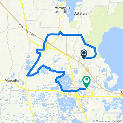 Henry-Saturday Route