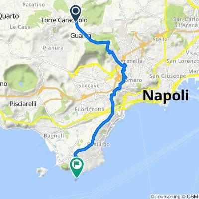 Da Guerra, Napoli a Discesa Gaiola 14, Napoli