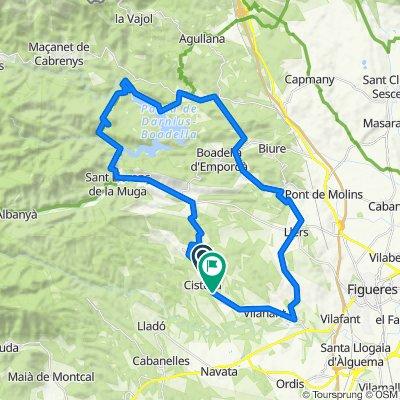 Cistella Damius 50km lus