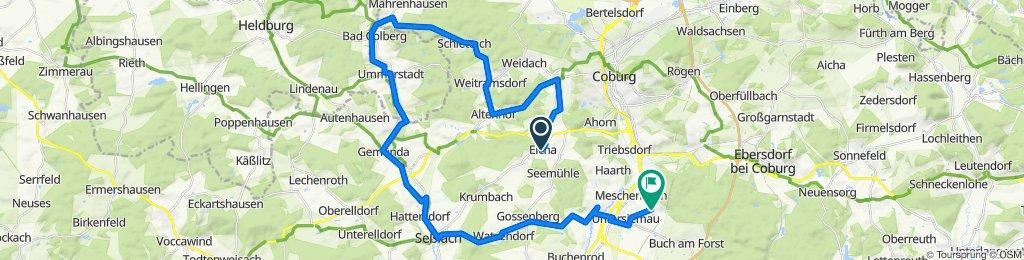 Thomas Route