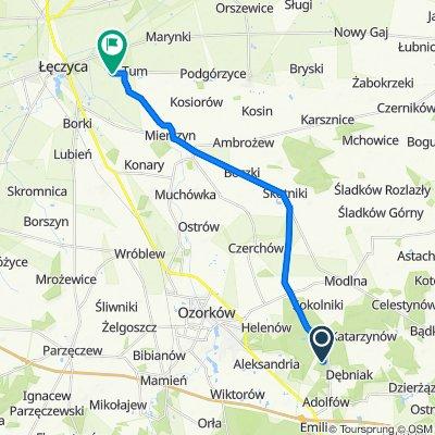 Jana Kasprowicza 2, Sokolniki-Las do Tum 9, Góra Świętej Małgorzaty