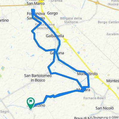 Da Via del Taglione 3–3C, Spinazzino a Via del Taglione 3C, Ferrara