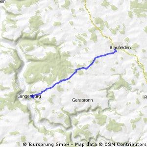 2010-Tag 13(Teil1): Langenburg-Blaufelden