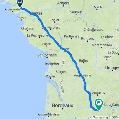 SMB_Crossac_Beaumond-du-Perigord via Chanterac-Bergerac-443km