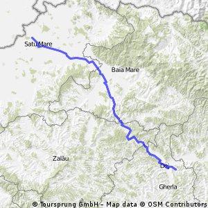 2010 Rumunia dzień 8
