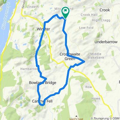 12m route