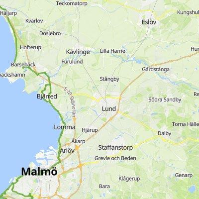 Malmö-Eslöv