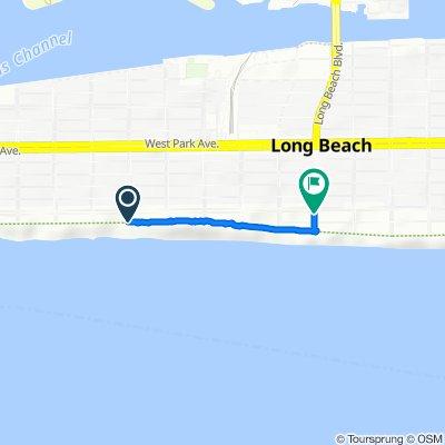 200–210 Boardwalk, Long Beach to 51–99 Long Beach Blvd, Long Beach