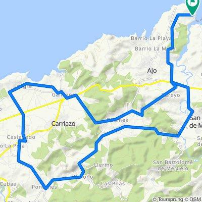 La Sorrozuela - Güemes -  Langre