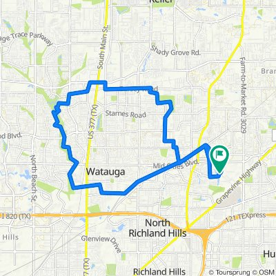 Watauga & Western