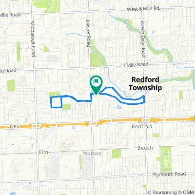 27235 Lyndon Blvd, Redford to 27225 Lyndon Blvd, Redford