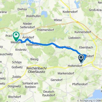 Girbigsdorfer Straße 39, Markersdorf nach Melaune 17, Vierkirchen