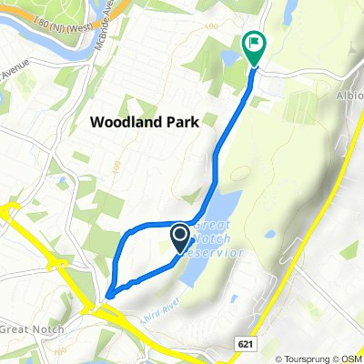 58–98 Old Rifle Camp Rd, Woodland Park to 5 Weaseldrift Rd, Woodland Park
