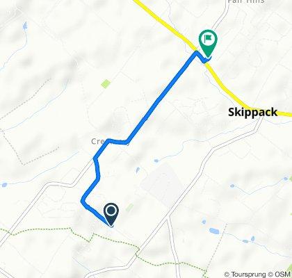 4051 Heckler Rd, Collegeville to 4119 Skippack Pike, Schwenksville
