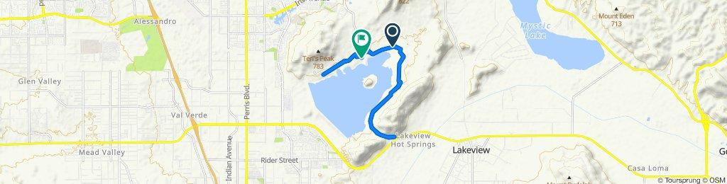 De 17801 Lake Perris Dr, Perris a 17801 Lake Perris Dr, Perris