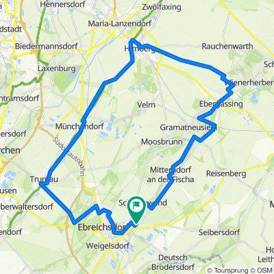 Schloßgarten 3, Unterwaltersdorf nach Schloßgarten 3, Unterwaltersdorf