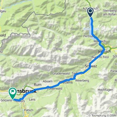 (06) Achenkirch → Natters