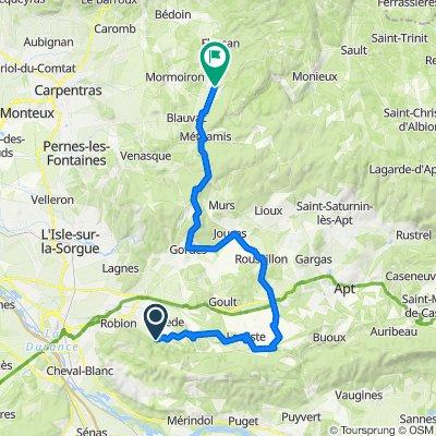 Into The Luberon (2)
