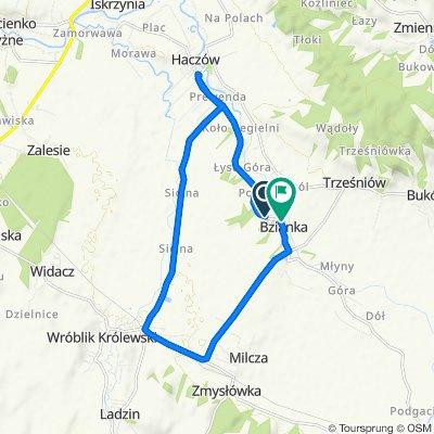 Easy ride in Haczów