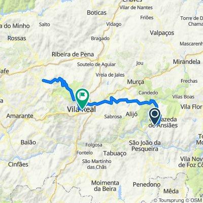 Misquel - Mondim - Vila Real