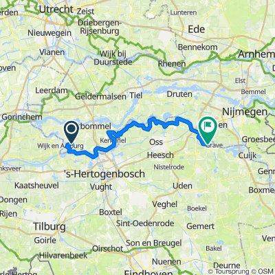 Nederhemert-Noord Cycling