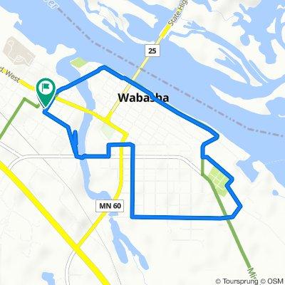 6th Street West 812, Wabasha to 6th Street West 812, Wabasha