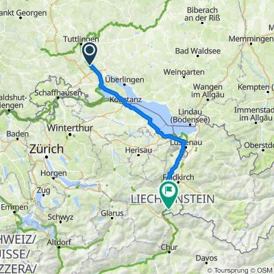 Eigeltingen - Triesen