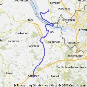 11. Tour ( Planlos nach Osten 4/6)