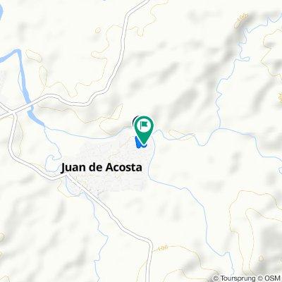 De Calle 2 1A-1–1A-99, Juan De Acosta a Carrera 1A 4-100–4-2, Juan De Acosta