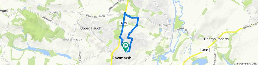 33 Ingshead Avenue, Rotherham to 33 Ingshead Avenue, Rotherham