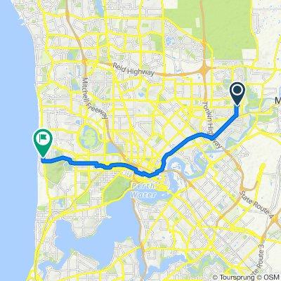 Esther Street 34, Eden Hill to Taworri Way 3, City Beach