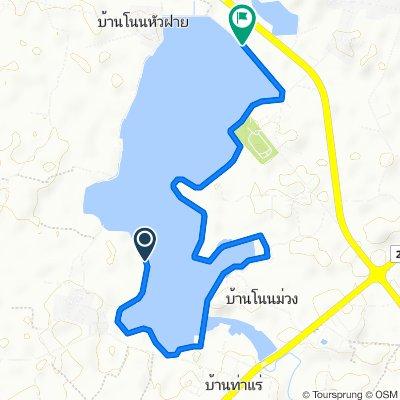 Maha Sarakham Cycling