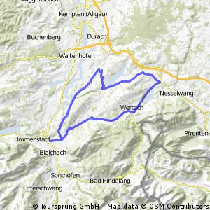 Allgäu Rundfahrt