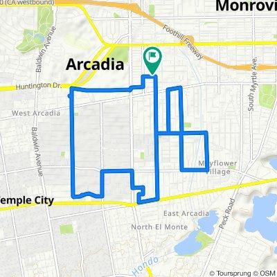 153 Fano St, Arcadia to 153 Fano St, Arcadia