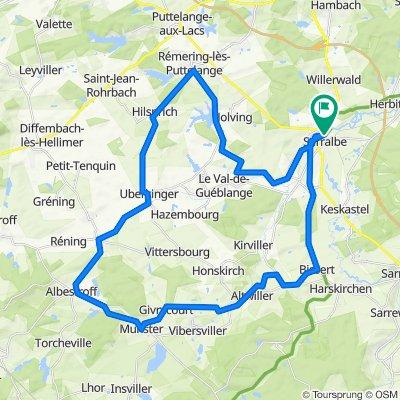 Zum Münster in Lothringen