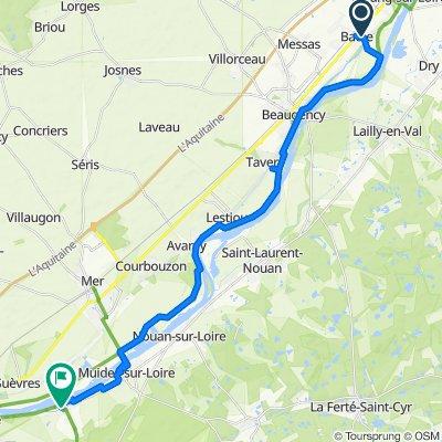20200729 Day 13a - Baule à Saint-Dyé-sur-Loire