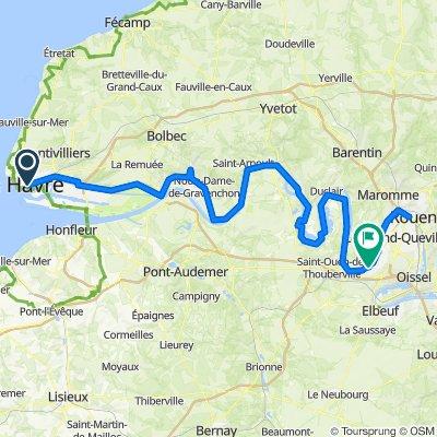 Le Havre Rouen TSM