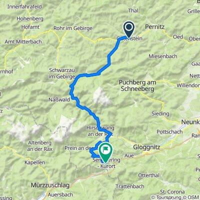 52km/1310hm Gutenstein (Pernitz)_Semmering_Kurort