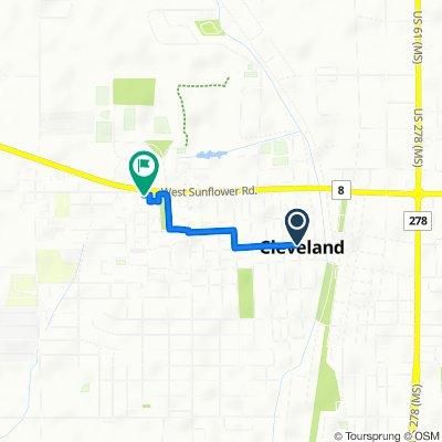 Fountain Route