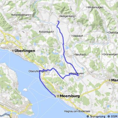 Meersburg - Frickingen