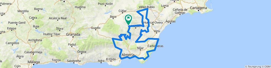 Super Randonnée Almería