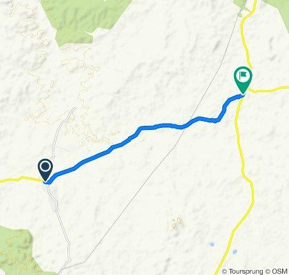 Kolebira - Hat Gamharia Road, Kanaslapos to Jamshedpur - Keonjhar Highway, Haat Gamhariya
