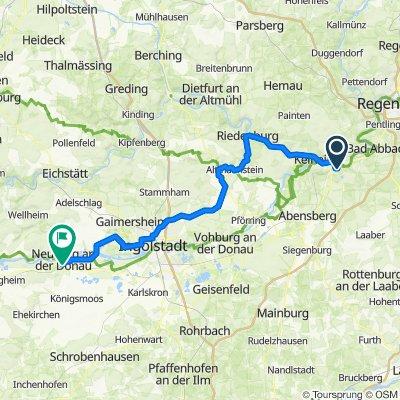 Schambachtalbahn-Saal-Ingolstadt-Neuburg-D