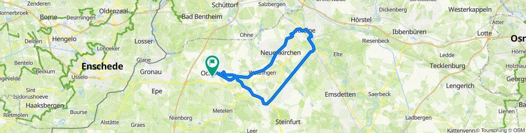 Bahndammrunde Rheine BF