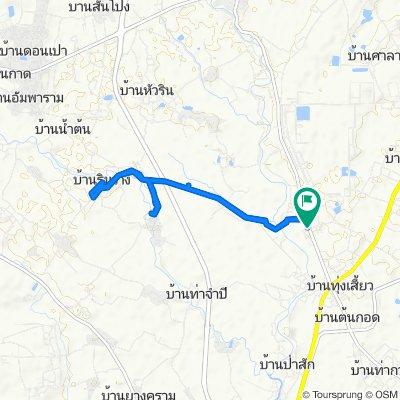 ชม. 3006, San Pa Tong to ชม. 3006, San Pa Tong