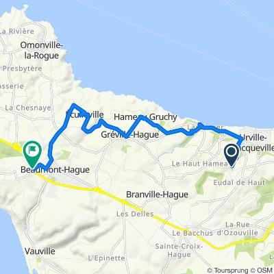 A : Urville > Beaumont