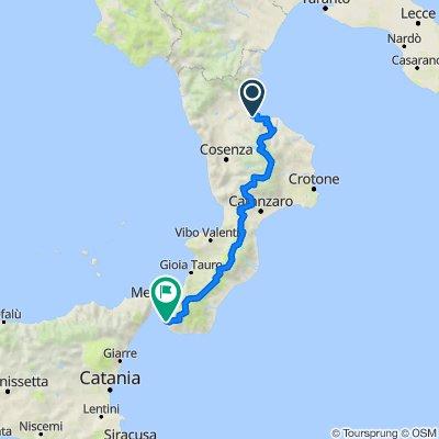 Calabria Trail