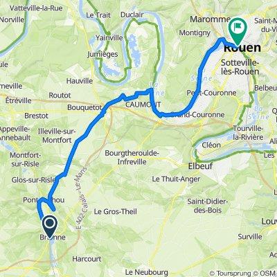Brionne-Rouen