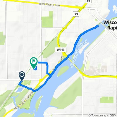 2145–2199 Gaynor Ave, Wisconsin Rapids to 1830 Spencer St, Wisconsin Rapids