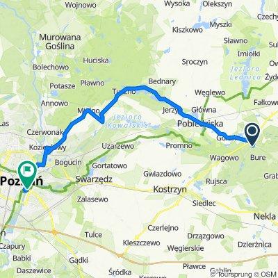 Wierzyce - Wronczyn - Poznań